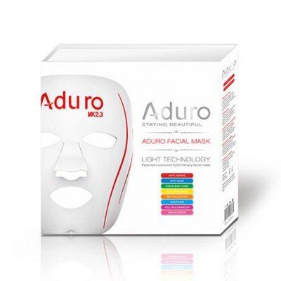Aduro ledlight gezichtsmasker verpakking