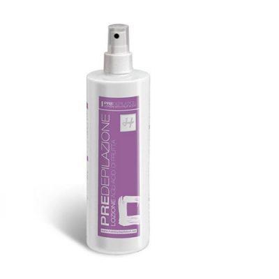 spray flacon Holiday Pre Wax Lotion