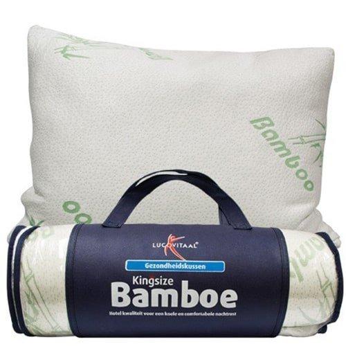 Bamboe hoofdkussen