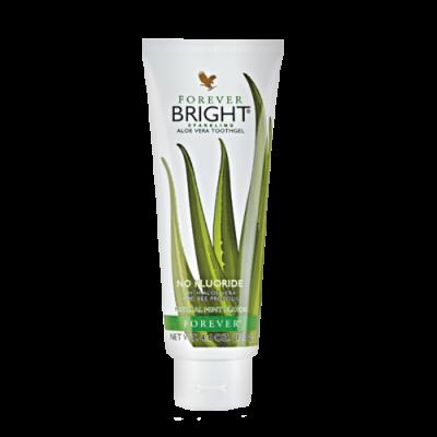 tube Forever Bright tandpasta