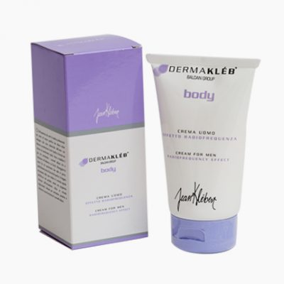 tube Dermakléb cream for men met verpakking
